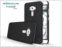 Asus ZenFone 3 (ZE552KL) hátlap képernyővédő fóliával   Nillkin Frosted Shield   fekete eladó