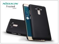 Asus ZenFone 3 Laser (ZC551KL) hátlap képernyővédő fóliával   Nillkin Frosted Shield   fekete eladó