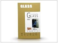 Samsung SM G925 Galaxy S6 Edge üveg képernyővédő fólia   1 db csomag (Tempered Glass)   gold   3D FULL teljes képernyős eladó