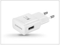 Samsung gyári USB hálózati töltő adapter   5V 2A   EP TA20EWE white   Adaptive Fast Charging (csomagolás nélküli) eladó
