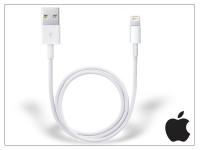 Apple iPhone 5 5S 5C SE iPad 4 iPad Mini eredeti  gyári USB töltő  és adatkábel 50 cm es vezetékkel   Lightning   ME291ZM A (ECO csomagolás) eladó