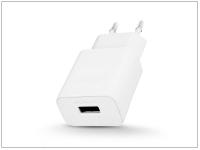 Huawei gyári USB hálózati töltő adapter   5V 2A   HW 050200E01 white (ECO csomagolás) eladó