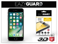 Apple iPhone 7 Plus gyémántüveg képernyővédő fólia   Diamond Glass 3D Fullcover   fekete eladó