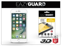 Apple iPhone 7 Plus gyémántüveg képernyővédő fólia   Diamond Glass 3D Fullcover   fehér eladó