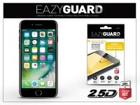 Apple iPhone 7 Plus gyémántüveg képernyővédő fólia   Diamond Glass 2 5D Fullcover   fekete eladó