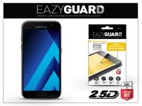 Samsung A320F Galaxy A3 (2017) gyémántüveg képernyővédő fólia   Diamond Glass 2 5D Fullcover   fekete eladó