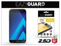 Samsung A720F Galaxy A7 (2017) gyémántüveg képernyővédő fólia   Diamond Glass 2 5D Fullcover   fekete eladó