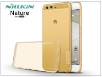 Huawei P10 szilikon hátlap   Nillkin Nature   aranybarna eladó