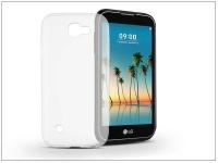 LG K3 (2017) szilikon hátlap   Ultra Slim 0 3 mm   transparent eladó