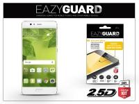 Huawei P10 Plus gyémántüveg képernyővédő fólia   Diamond Glass 2 5D Fullcover   fehér eladó