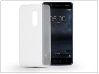 Nokia 5 szilikon hátlap   Ultra Slim 0 3 mm   transparent eladó
