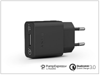 Sony USB gyári hálózati gyorstöltő adapter   QC 3 0 Quick Charger   5V 2 7A és 9V 1 8A és 12V 1 35A   UCH12 (ECO csomagolás) eladó