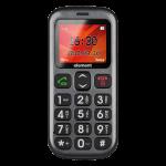 Sencor Element P001S Fekete Dual Sim eladó