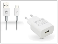Huawei gyári USB hálózati töltő adapter  +  micro USB adatkábel   5V 2A és 9V 2A   Quick Charge HW 059200EHQ white (ECO csomagolás) eladó
