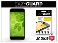 Huawei Nova 2 Plus gyémántüveg képernyővédő fólia   Diamond Glass 2 5D Fullcover   fekete eladó