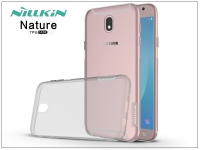 Samsung J730F Galaxy J7 (2017) szilikon hátlap   Nillkin Nature   szürke eladó