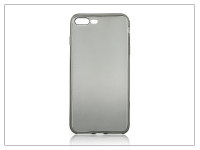 Apple iPhone 7 Plus iPhone 8 Plus szilikon hátlap   Ultra Slim 0 3 mm   fekete eladó