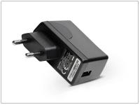 Huawei gyári USB hálózati töltő adapter   5V 1A   HW 050100E1W black (ECO csomagolás) eladó