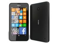 Nokia 630 Lumia 8 GB Fekete eladó