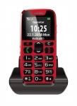 Evolveo EP 500 Easy Phone Piros eladó