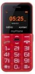 myPhone HALO Easy Piros eladó