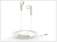 Huawei gyári sztereó headset   3 5 mm jack   Huawei AM116   fehér arany (ECO csomagolás) eladó
