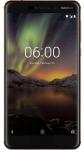 Nokia 6 1 2018 64 GB LTE Fekete Dual Sim eladó