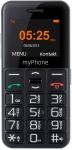 myPhone HALO Easy Fekete eladó