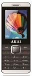 AKAI PHA 2880 Dual Sim Metal eladó