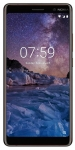 Nokia 7 Plus Fekete Cooper Dual Sim eladó