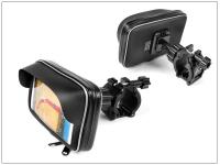 Univerzális kerékpárra motorkerékpárra szerelhető  vízálló telefontartó   Extreme 167 Shield eladó