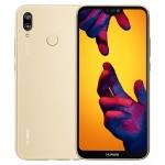 Huawei P20 Lite Arany Dual Sim 64GB eladó
