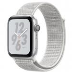 Apple Watch 40mm Series 4 Nike Sport Loop Fehér eladó