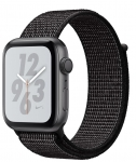 Apple Watch 40mm Series 4 Nike Sport Loop Fekete eladó