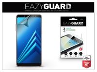 Samsung A730F Galaxy A8 Plus (2018) képernyővédő fólia   2 db csomag (Crystal Antireflex HD) eladó