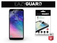 Samsung A600F Galaxy A6 (2018) képernyővédő fólia   2 db csomag (Crystal Antireflex HD) eladó