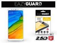 Xiaomi Redmi 5 Plus gyémántüveg képernyővédő fólia   Diamond Glass 2 5D Fullcover   fehér eladó