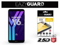 Huawei Y6 (2018) Y6 Prime (2018) Honor 7A gyémántüveg képernyővédő fólia   Diamond Glass 2 5D Fullcover   fekete eladó