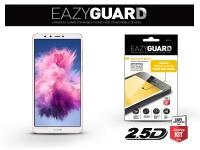 Huawei Y9 (2018) gyémántüveg képernyővédő fólia   Diamond Glass 2 5D Fullcover   fehér eladó