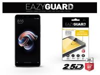 Xiaomi Redmi Note 5 gyémántüveg képernyővédő fólia   Diamond Glass 2 5D Fullcover   fekete eladó