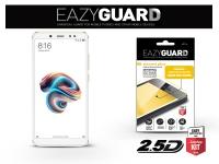Xiaomi Redmi Note 5 gyémántüveg képernyővédő fólia   Diamond Glass 2 5D Fullcover   fehér eladó