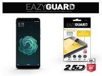 Xiaomi Mi A2 gyémántüveg képernyővédő fólia   Diamond Glass 2 5D Fullcover   fekete eladó