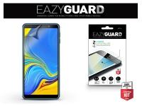Samsung A750F Galaxy A7 (2018) képernyővédő fólia   2 db csomag (Crystal Antireflex HD) eladó