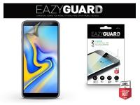 Samsung J610F Galaxy J6 Plus képernyővédő fólia   2 db csomag (Crystal Antireflex HD) eladó