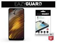 Xiaomi Pocophone F1 képernyővédő fólia   2 db csomag (Crystal Antireflex HD) eladó