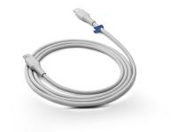 USB  Type C   USB Type C gyári adat  és töltőkábel 120 cm es vezetékkel   Google Type C 2 0   gray (ECO csomagolás) eladó