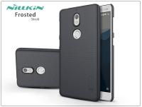 Nokia 7 hátlap képernyővédő fóliával   Nillkin Frosted Shield   fekete eladó