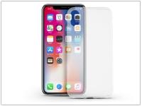 Apple iPhone X szilikon hátlap   Ultra Slim 0 3 mm   transparent eladó