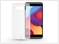 LG Q8 H970 szilikon hátlap   Ultra Slim 0 3 mm   transparent eladó