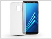 Samsung A530F Galaxy A8 (2018) szilikon hátlap   Ultra Slim 0 3 mm   transparent eladó